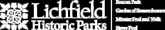Lichfield Historic Parks logo