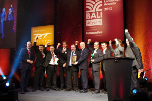 phot of award winners