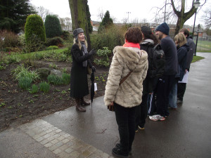 photo of Storytelling and guided walk by Maria Whatton