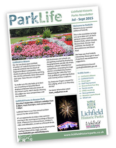 parklife - front page