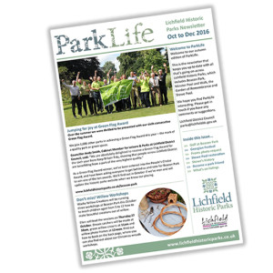 parklife front page