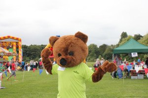 Ranger Ted at last year's Fun Day