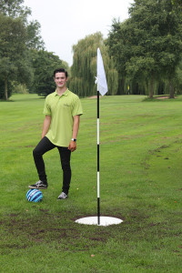 image of foot golf