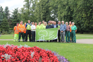 A Green Flag Award for Beacon Park