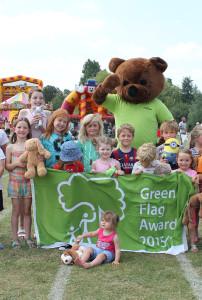 Green Flag Award 2015