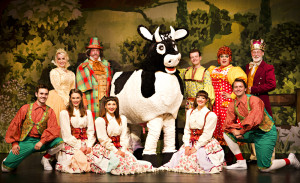Jack and the Beanstalk cast