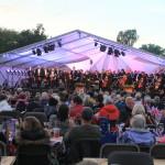 Lichfield Proms in Beacon Park 2016