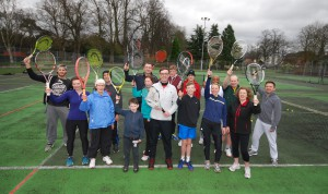 Tennis for Free at Beacon Park