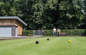 Beacon Park bowling green