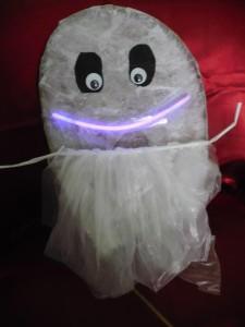 image of ghost glow lantern