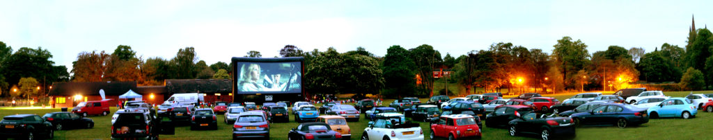 The Italian Job at Beacon Park