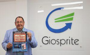 Nick Wilcox, Giosprite CEO