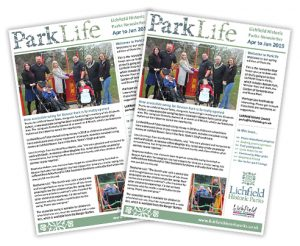 front cover image of ParkLife